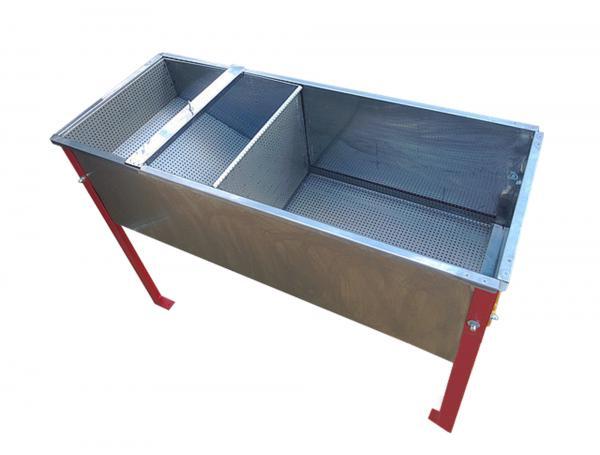 Стол для распечатки сотовых рамок с отделением для забруса и крышкой - Купить в Красноярске по выгодной цене