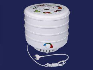 Сушилка для пыльцы и овощей электрическая из пластика 1,5 кг