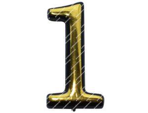 Цифра для улья пластмассовая «1»
