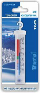 Термометр для холодильных витрин, морозильных камер и погребов ТХ-25 «Айсберг»