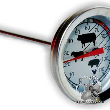 Термометр для консервирования, для барбекю