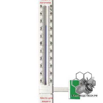 Термометр для пластиковых и деревянных окон ТПО-1