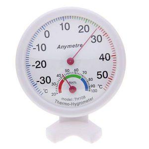 Термометр комнатный с гигрометром