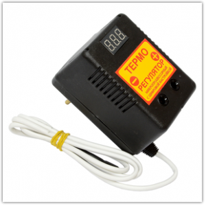 Терморегулятор электронный ЦТР для погреба, овощехранилища, омшаника,инкубатора