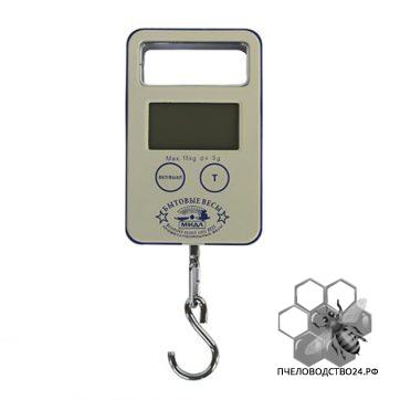 Весы для пасеки электронные подвесные до 15 кг