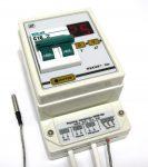 Выносной Терморегулятор Ратар-02А с автоматом защиты для отопления помещений