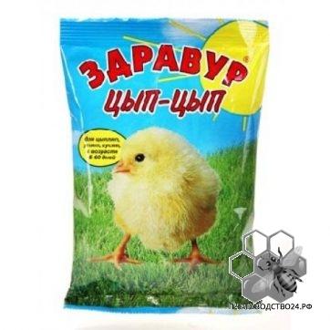 Здравур Цып Цып 250 гр