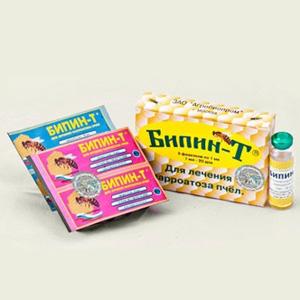 Препараты для лечения варроатоза и акарапидоза